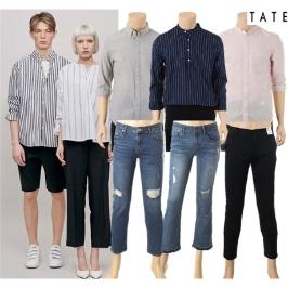 [테이트] [TATE] 7월의할인! 남녀 여름 셔츠/바지 15종특가