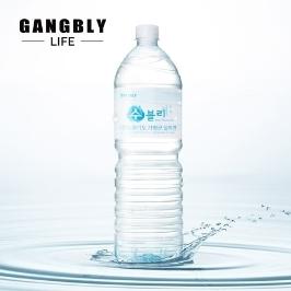 [행사]강블리라이프 수블리 생수 미네랄워터 2.0LX12개