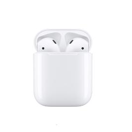 애플 에어팟2--유선 충전 케이스 모델 / 100% 정품보증 / 관부가세 포함 / 무료배송