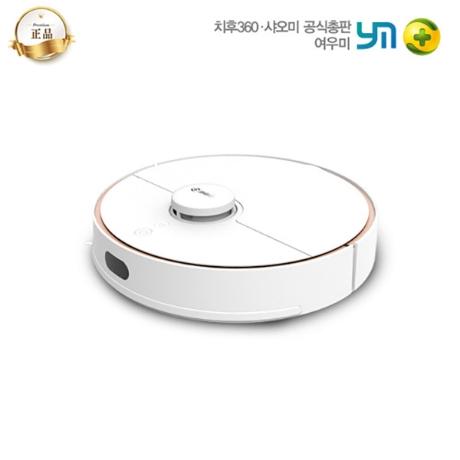 치후360 S7 물걸레 로봇청소기/LDS레이저스캔/대용량물통