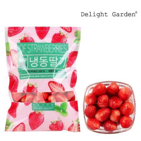 빠른배송3 냉동 딸기(국내산) 1kg