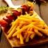 루토사 감자튀김 대용량 슈스트링(기본 막대감자) 2kg