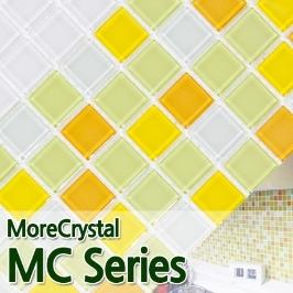 DIY More Crystal 유리타일 / 모자이크타일 MC 시리즈 모음