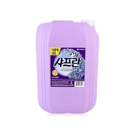 [샤프란] 샤프란 대용량 20L 섬유유연제 아로마 /유연제/피죤