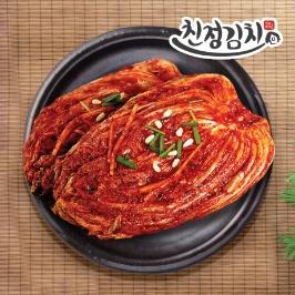 친정김치 포기김치 10kg [New]