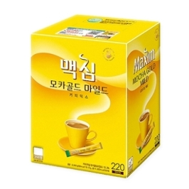 맥심 모카골드 커피믹스 220T (210T+10T) / 무료배송