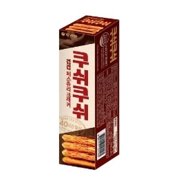 [원더배송] 오리온 쿠쉬쿠쉬2P 80g 10개