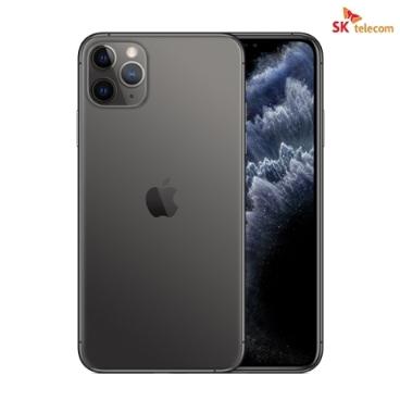 [9%할인쿠폰] 아이폰11 프로 맥스 256G  SK기변/번이 선택약정 스페셜요금제기준