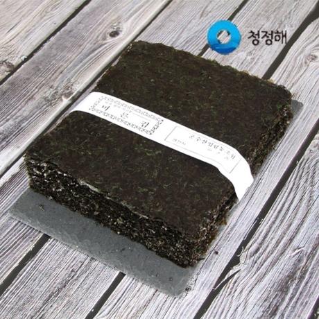 청정해 파래김(햇) 100장/170g x 3개(300장)