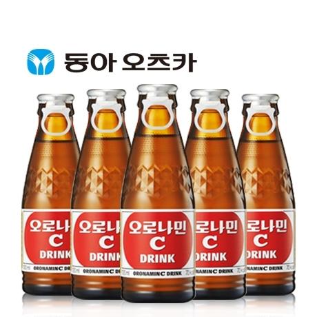 오로나민C 120ml x 50개 비타민음료