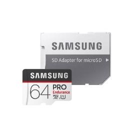 [삼성전자] 삼성 MicroSD PRO Endurance 64GB MLC타입 메모리카드 MB-MJ64GA/APC 블랙박스