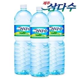 [더싸다특가] 제주 삼다수 2L x 6펫/생수