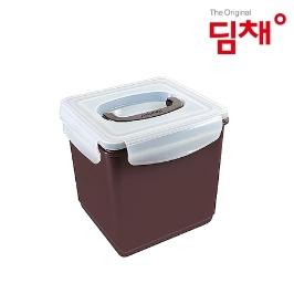 위니아딤채 김치냉장고 전용용기 6.5L 생생용기 (도번 1109)