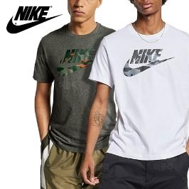 687a1957ae4 [나이키] [해외배송] 나이키 카모 퓨추라 반팔티 남자 여름 티셔츠