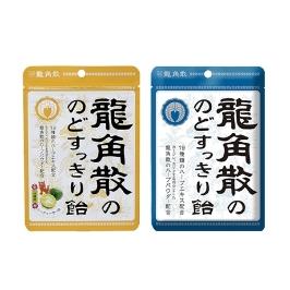 [해외배송] 용각산 캔디 봉지타입 2종