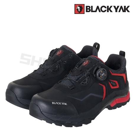 [블랙야크] 블랙야크 공용 크라운 로우 GTX 등산화 블랙 ABYSHX9918