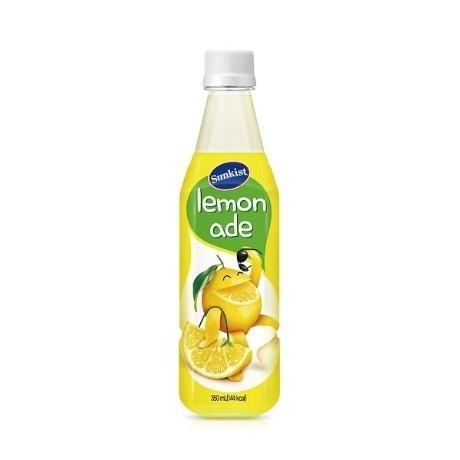 [해태] 해태 썬키스트 레몬에이드 350 ml x 24