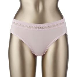 여성 폴리스판 레이스 팬티(핑크)95