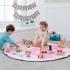 조우니 놀이매트 어린이집 놀이방매트 장난감정리함