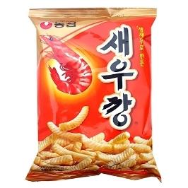 [원더배송] 농심 새우깡 90g 10봉