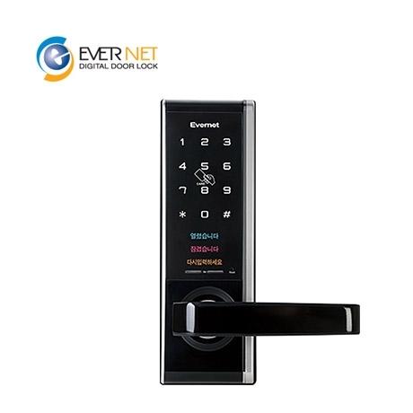 [에버넷] 에버넷 디지털 도어락 EN950 / 무타공 / 카드키4개