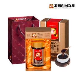 6년근 고려홍삼정 골드 250g 1p x 5set + 쇼핑백