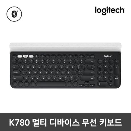 [로지텍] 로지텍코리아 K780 무선 블루투스 키보드
