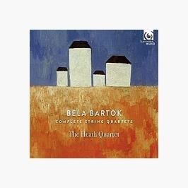 [1%적립] (수입) 바르톡 : 현악 사중주 전곡 (2CD)