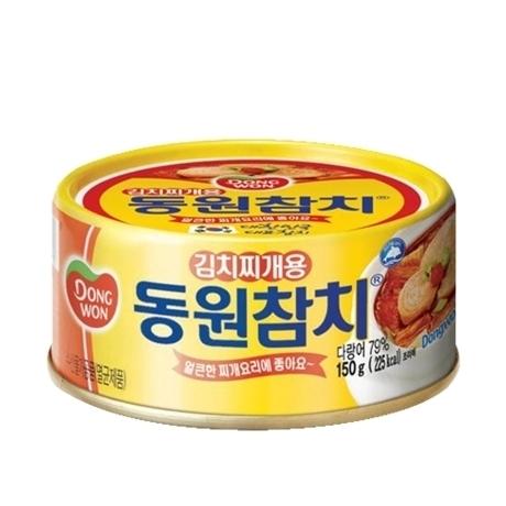 [동원]동원 김치찌개용 참치 150g 10캔/동원참치/DHA/오메가3/맛있는참치