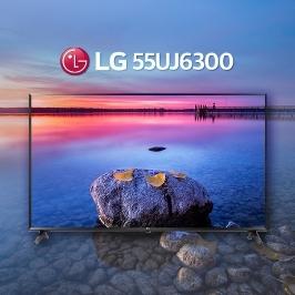[해외배송] LG 55인치 TV 55UJ6300 / 국내배송비+관부가세 포함