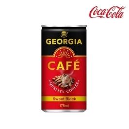 [싸고빠르다] 조지아 스위트 블랙 175ml 1캔 최신제조