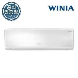 [위니아] ☆ (전국지역 기본설치비포함) 19년신형 위니아 벽걸이형 냉난방기 ERW07CSP