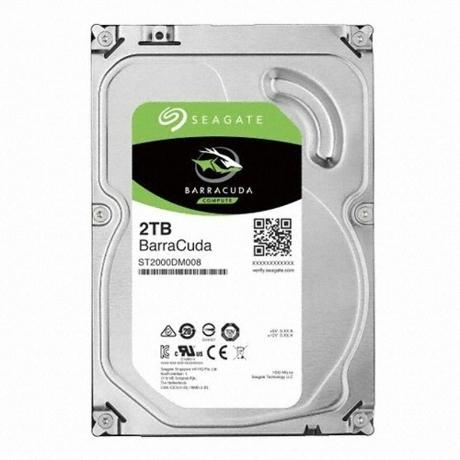 씨게이트 2TB 바라쿠다 ST2000DM008 HDD 하드디스크/