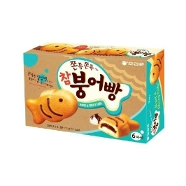 [원더배송] 오리온 참붕어빵 6p x 4박스