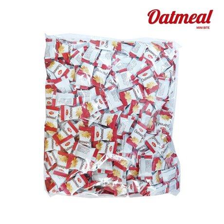 오트밀 미니바이트 대용량 귀리 과자 1Kg (400개입)