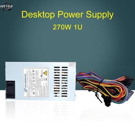SAUJNN Flex Power Supply 300W for ITX case Small 1U 300W 1U Flex ATX PSU with Active PFC 12v 200W Small 1U Series Flex//Computer Power
