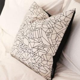 [1300K] [게인스보로컬렉션] Free Line Cushion 50.50