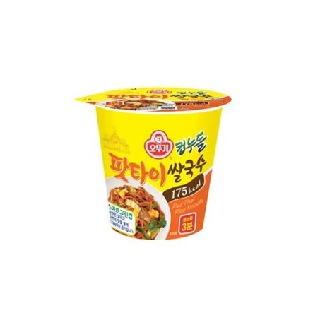 [오뚜기]오뚜기 컵누들 팟타이쌀국수 컵 50g