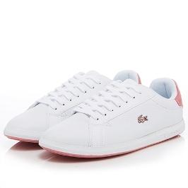 [라코스테] [슈즈코치][여성용] 라코스테 운동화 그레듀에이트 319 1 (738SFA0017B53) 스니커즈 신발