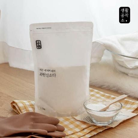 (현대Hmall)[생활공작소] 과탄산소다 1.5kg x 4개