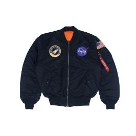 알파인더스트리 NASA MA-1(REP BLUE) / MJM21093C1