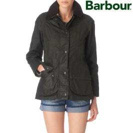 [바버] 19FW 여성 비드넬 왁스 자켓 세이지/블랙/올리브 BEADNELL Wax Jacket
