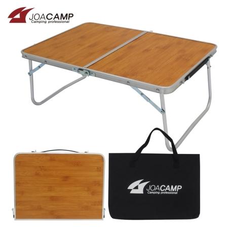 조아캠프 접이식 간이 피크닉 미니 테이블 심플캠핑테이블60 + 전용가방