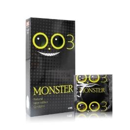 [싸고빠르다] 몬스터003 (플레인) 콘돔 8p