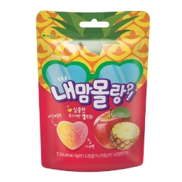 [원더배송] 크라운 내맘몰랑?! 49g 10개