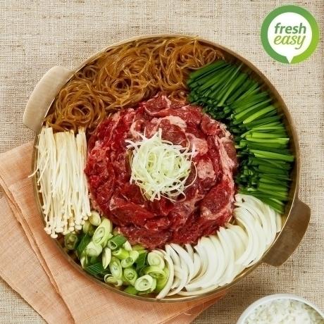 [프레시지] 서울식불고기전골 2인분