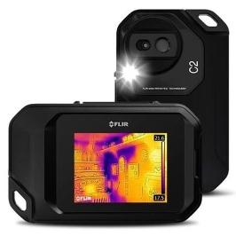 FLIR C2 열화상카메라/플리어/포켓사이즈/포켓형열화상카메라