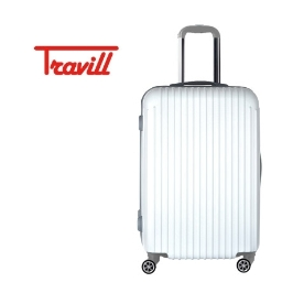 [A급 리퍼브] T67 로슬린 캐리어 여행가방 CREAM WHITE 기내용 20형