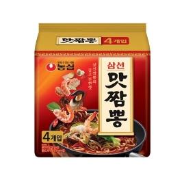 [원더배송] 농심 맛짬뽕 130g 32봉