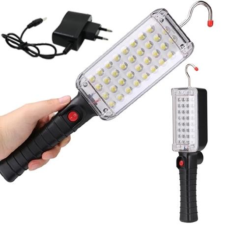 LED 충전식 34 LED 작업등 등산 캠핑 랜턴